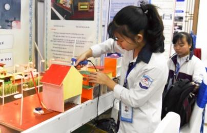Tranh tài sáng chế sản phẩm khoa học kỹ thuật độc đáo
