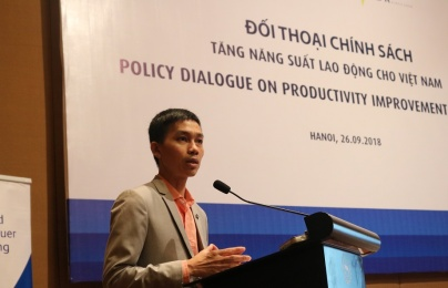 Đạt tốc độ tăng trưởng cao, năng suất lao động Việt Nam vẫn 'đuối' so với nhiều nước