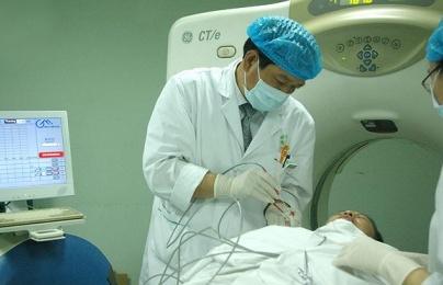 Điều trị ung thư bằng phương pháp đông lạnh