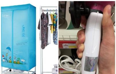 Trời nồm ẩm, máy sấy 'đắt như tôm tươi': Dấu hiệu đơn giản để mua hàng chính hãng