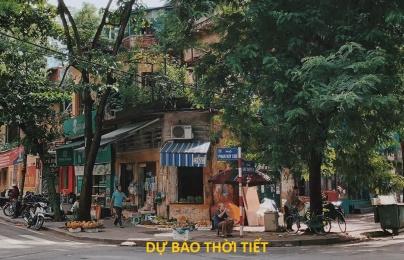 Dự báo thời tiết 22/4: Chiều tối nay Hà Nội xuất hiện cơn mưa giải nhiệt