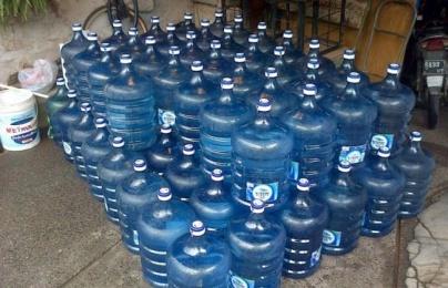 Cảnh báo nước bình kém chất lượng