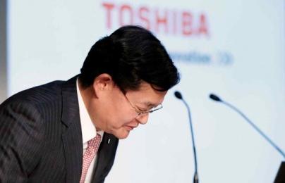 Đứng trước nguy cơ phải 'bán mình' với giá 20 tỷ USD, CEO Toshiba từ chức