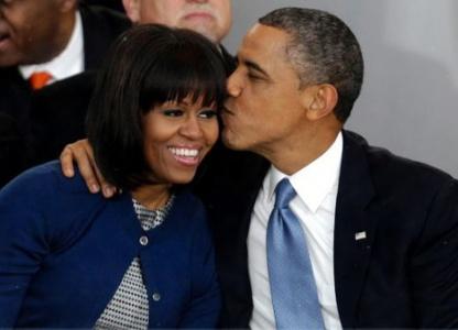 Tổng thống Obama gửi lời chúc mừng sinh nhật vợ đầy tình cảm trên mạng