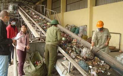 Khi rác thải trở thành nguồn tài nguyên hữu dụng