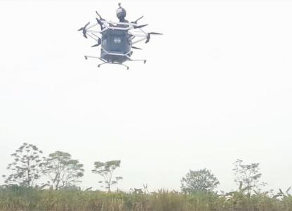 Thử nghiệm thành công máy bay điện có người lái