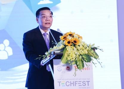 Techfest 2018 đưa Việt Nam vươn tầm khu vực