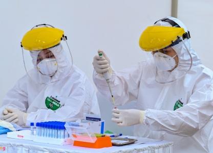 Hà Nội mở rộng xét nghiệm nhanh cho người dân