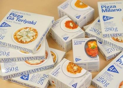 Pizza, mỳ Ý đông lạnh rao bán trên mạng, thật giả lẫn lộn
