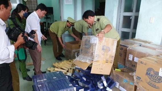 Gian nan cuộc chiến chống buôn lậu thuốc lá