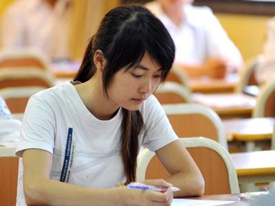 Đề thi, đáp án đại học khối A,B,C,D năm 2014