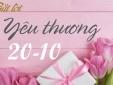Lời chúc ngọt ngào, ý nghĩa dành tặng vợ, người yêu trong dịp 20/10