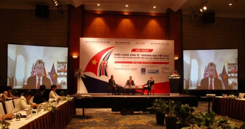Vietnam – UK trade relations: There is still room for growth
