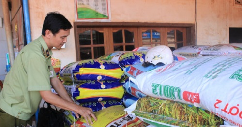 Strictly handle organizations and individuals that produce poor quality fertilizers