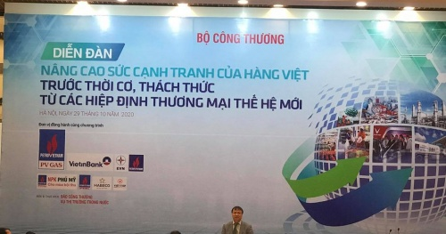 """Improving the competitiveness of Vietnamese businesses – Need to break with the principle of """"please – give"""""""