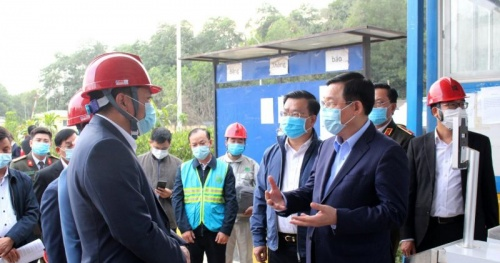 Hanoi: Immediately implementing measures to ensure security and safety in the area of Su waste treatment complex