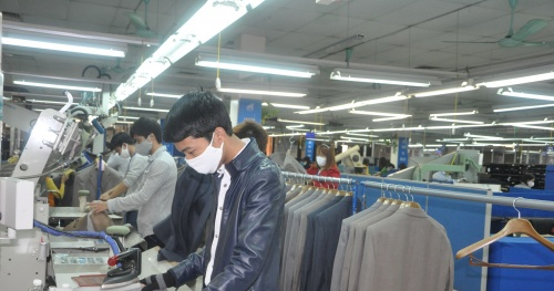 To form a supply chain, raise the position of Vietnamese textile and garment in the global value chain