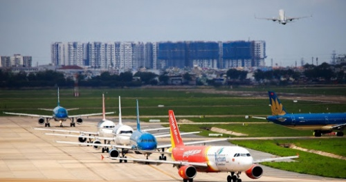 Hanoi will have a new airport in Ung Hoa district