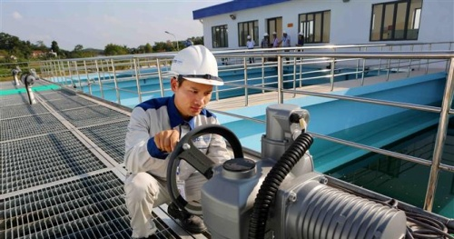 Examining and supervising the quality of domestic water providers
