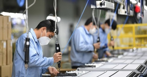 Viet Nan's GDP growth is among the highest in the world