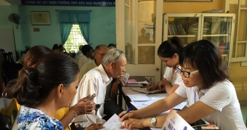 Overcoming difficulties, Vietnam Social Security effectively implements the country's social security policy