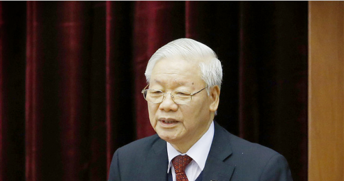 Speech of the General Secretary and State President Nguyen Phu Trong at the closing session of the XIII Congress of the Party
