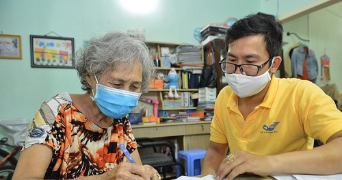 Vietnam Social Security: Strengthening anti-epidemic measures Covid-19, ensuring the interests of participants