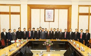Secretary General and State President Nguyen Phu Trong handed the decision to assign Politburo member