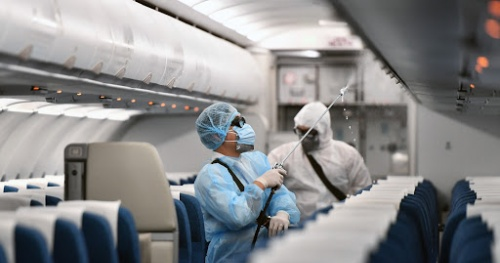 Proposal to give priority to vaccination phase 1 for objects belonging to the airline staff