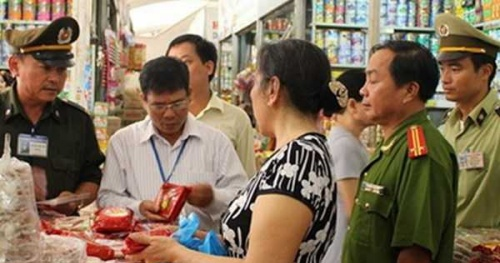 173 producers and traders of food were administratively sanctioned on the occasion of the Tan Suu New Year