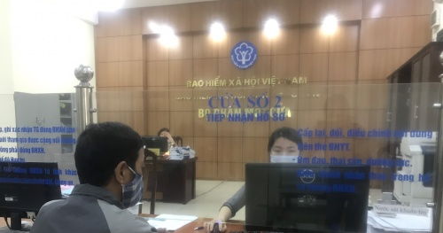 Payment of pension and social insurance allowance of 3-4 / 2021 month in the same period