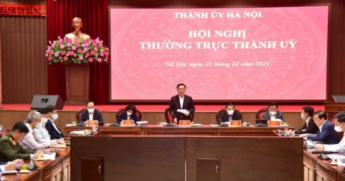 Hanoi plans to subdivide the Red River covering an area of ​​11,000 ha in 13 districts
