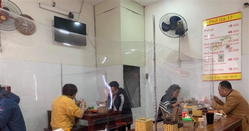 From 0:00 on March 2, Hanoi allows restaurants and cafes to reopen
