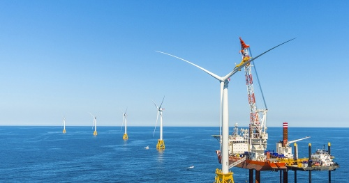 Find a solution to the problem of offshore wind power