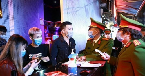 From 0:00 on April 30, Hanoi temporarily paused karaoke, bars, discos, and games