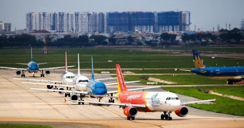 Aviation: Limiting the number of passengers to Ho Chi Minh City